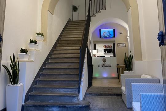 Residenza Il Barone Terrace