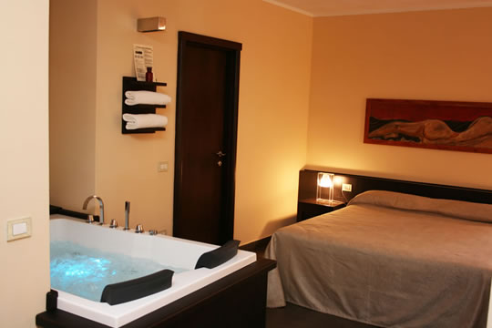Suite Deluxe con Vasca Idromassaggio