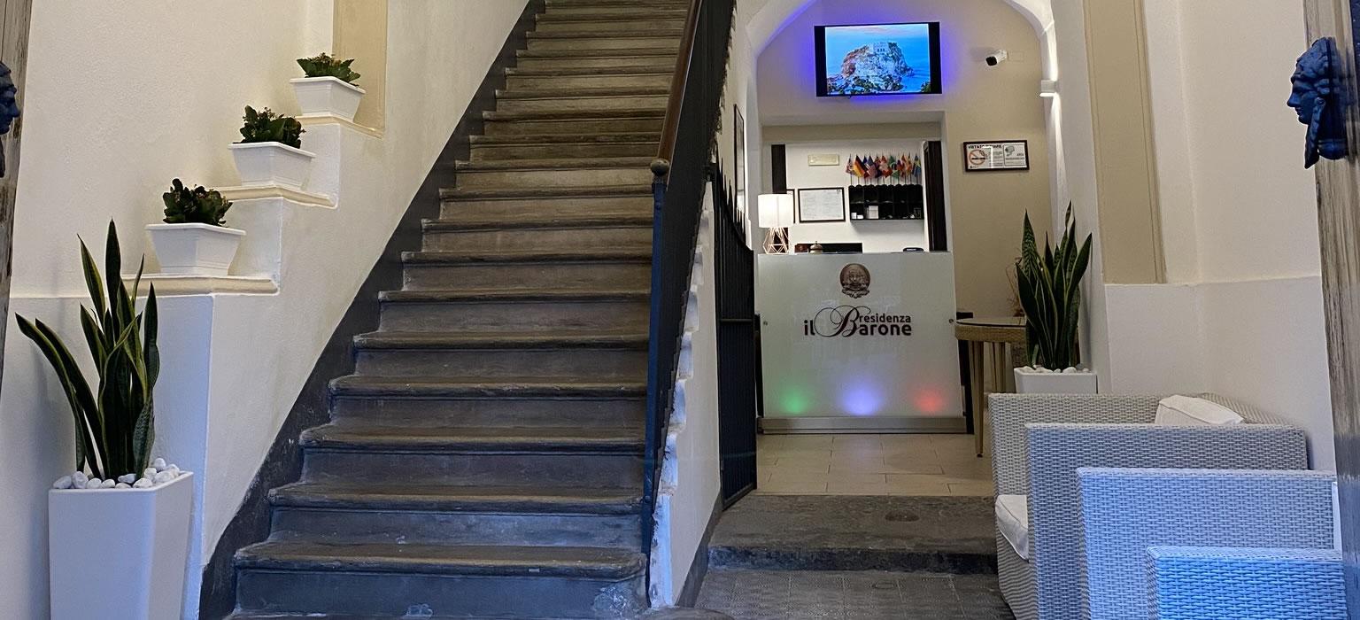 Residenza Il Barone Tropea cover residenza